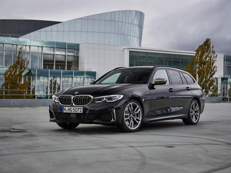 喜欢旅行车?全新 BMW 3系 Touring明年上市