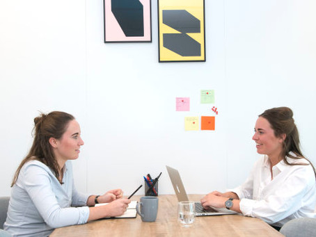 Diversity: The time for talking is over! Charlotte and Fleur Melkert