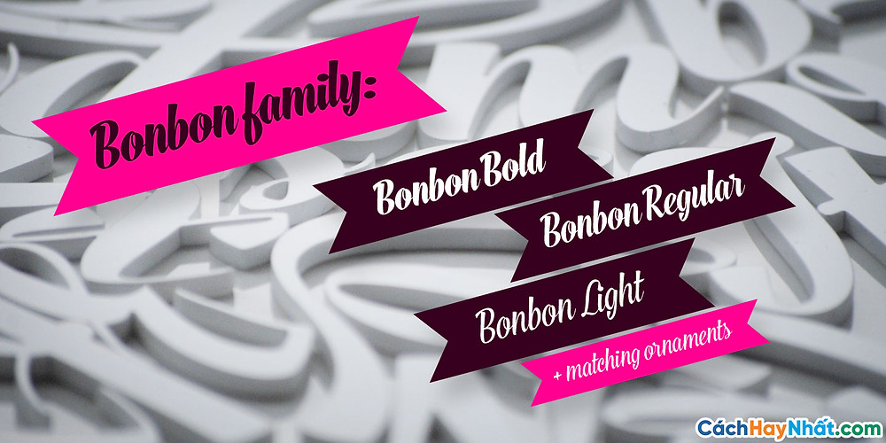 Font Bonbon Free