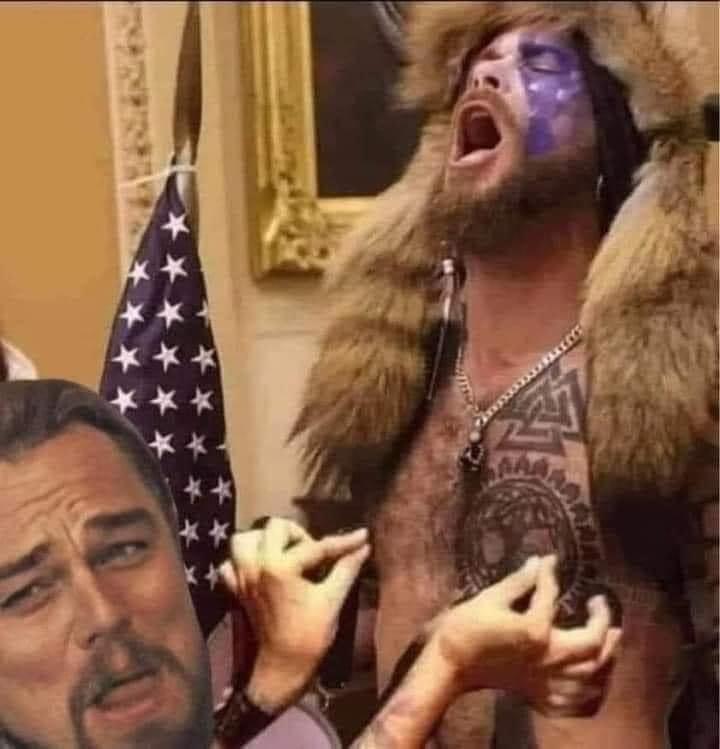 Funny Capital Riot Memes