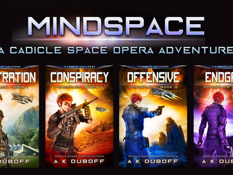 "Sneak peek into ""Mindspace"""