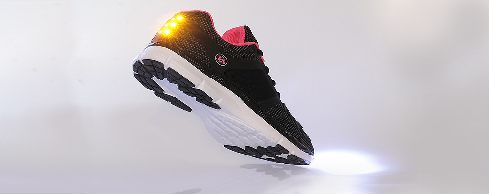 Women's Night Runner Headlight Shoes