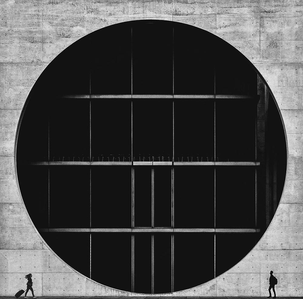 """""""Çemberi kareleştirmek""""  Fotoğrafçı:  Alexander Schönberg"""