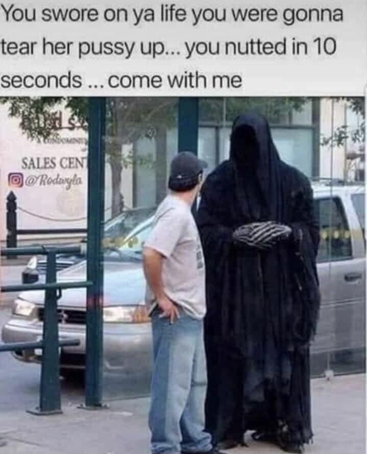 Funny Grim Reaper Memes