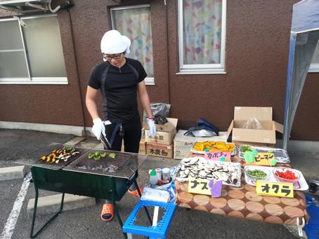 第3回地域食堂『夏野菜カレー』!!!