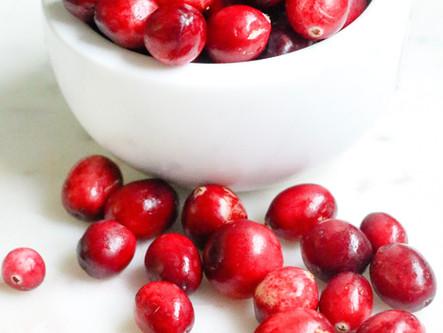 Homemade Low Sugar Cranberry Sauce