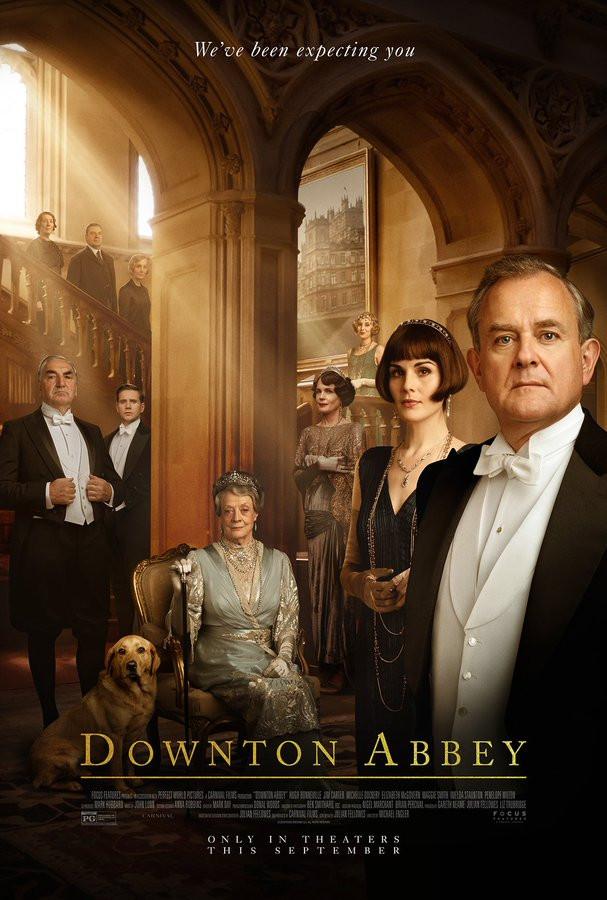 Downton Abbey Póster 01