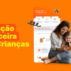 Banco #Inter lanza Kids Account para niños y adolescentes