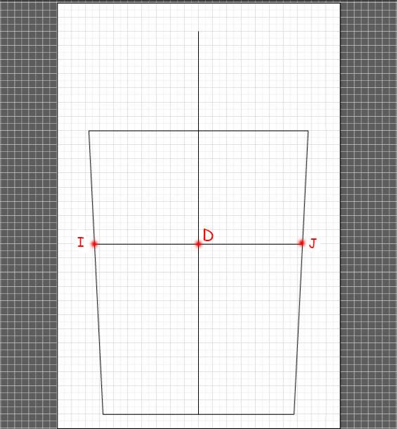 How to draft a basic sleeve 7