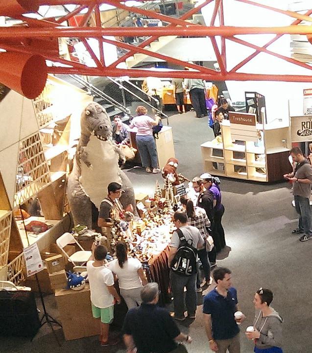 World Maker Faire @New York
