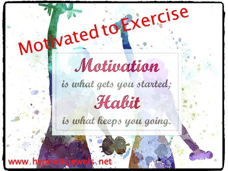 Motivated to Exercise...