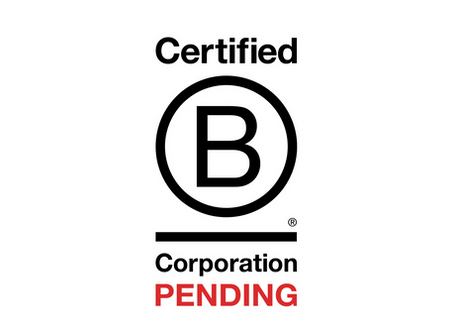 B Corp - what and why.