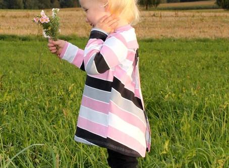 Nähanleitung für das Shirt Kleine Layla