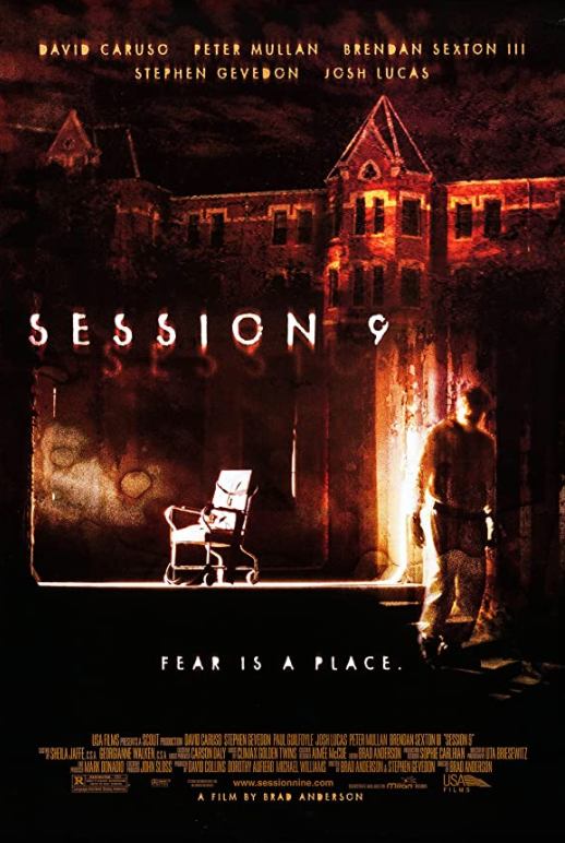 Session 9 Movie Review