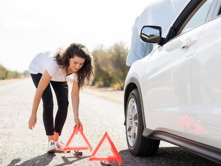 5 Tips que te Ayudarán en un Accidente de Auto.