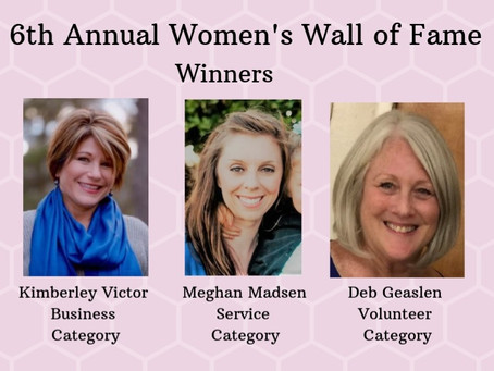 Congratulations Wall of Fame Winners!