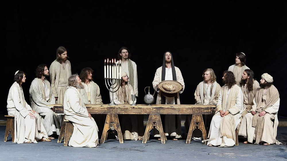 The Last Supper Passionsspiele Oberammergau