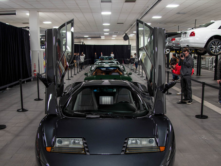 Redline Restorations goes to: Miller Motorcars Hypercars Through the Decades