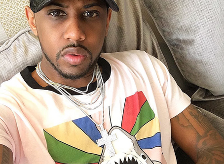 Brooklyn's Own Fabolous Seen In Finessing Miami x Renzo Cardoni Hat