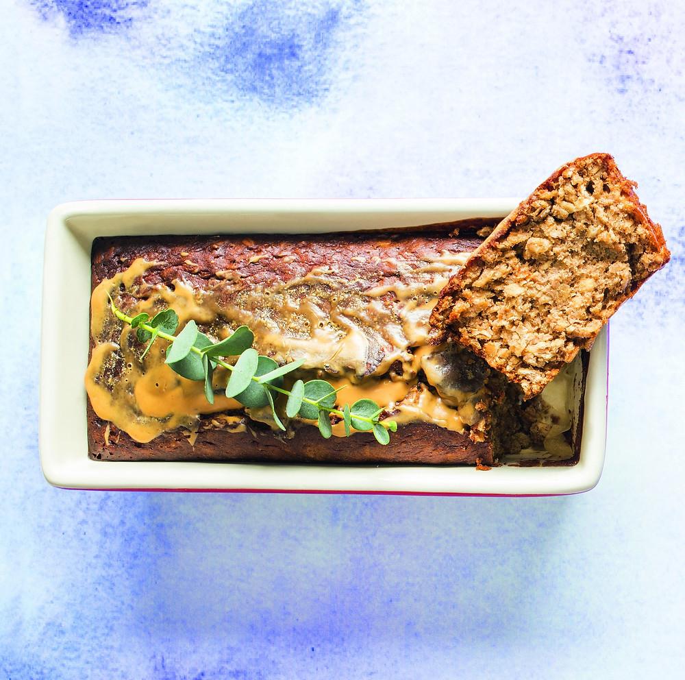 avižinis keksas su riešutų sviestu, receptas, sveikesni desertai, Alfas Ivanauskas