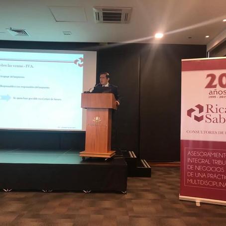 Conferencia Ley de Financiamiento 1943 de 2018
