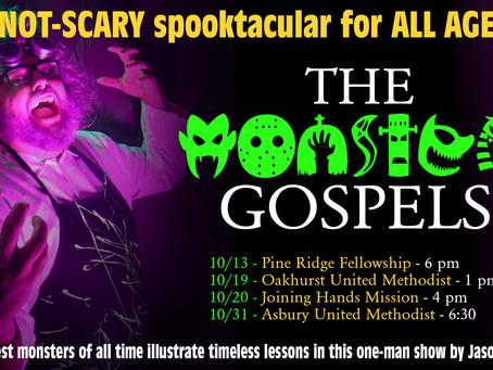 """""""The Monster Gospels"""" 2019 Tour!"""