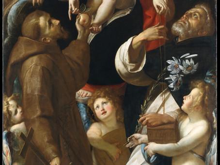A Short Litany of Saint Francis