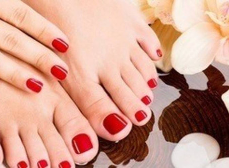 Princess Manicures for ages 12 and under (school holiday special)
