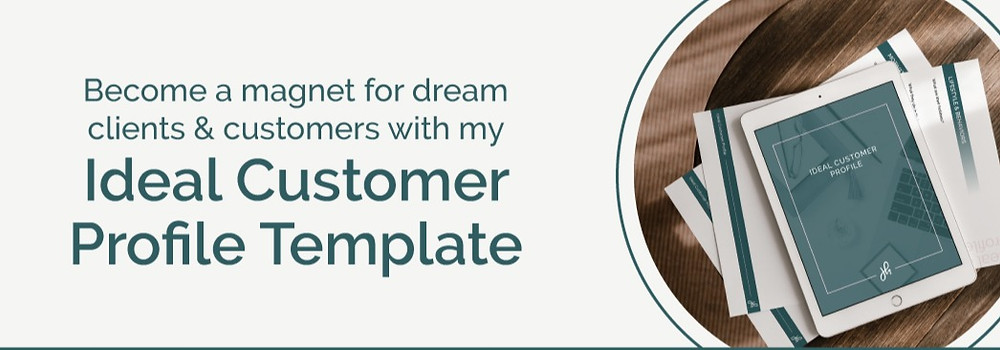 ideal customer profile template download
