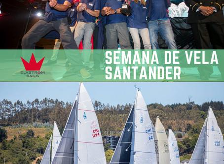 SEMANA DE VELA SANTANDER  - CHILE