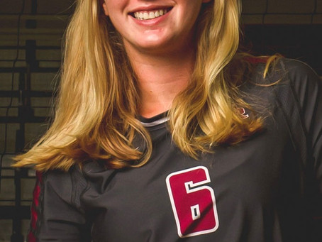 Ainsley Patrick surpasses 1000 career Kill milestone for Oak Ridge Volleyball