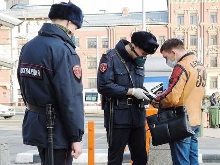 Цифровые пропуска вводятся в Москве с 15 апреля для поездок на любом транспорте #СтопКоронавирус