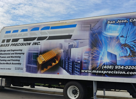 Mass Precision Box Truck 1