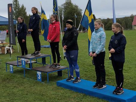 Medaljregn, personbästan och en andraplats för Gefle IF under Lilla-OS