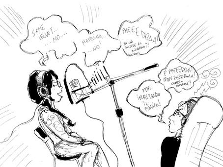 """Giala intervistati da """"Passione Vera"""""""