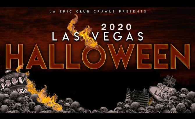 Trick or treat yo' self to an epic night with us, this Halloween 2020 in Las Vegas!