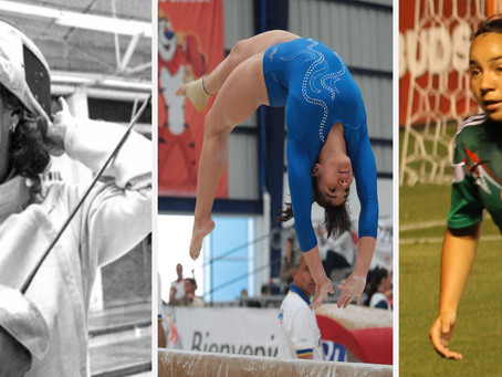 10 mujeres mexicanas que han triunfado en los deportes