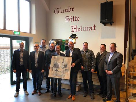 Mitgliederversammlung 2019 - Schützenbruderschaft wählt einen neuen Vorstand