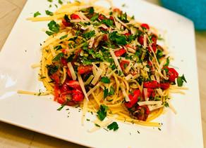 Gluten Free Pasta Pomodoro