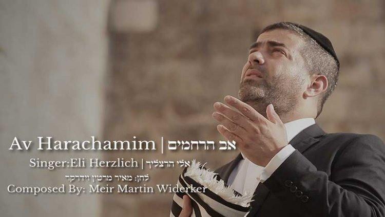 Eli Hertzlich - Av Horachamim