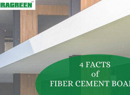 4 FACTS OF FIBER CEMENT BOARD