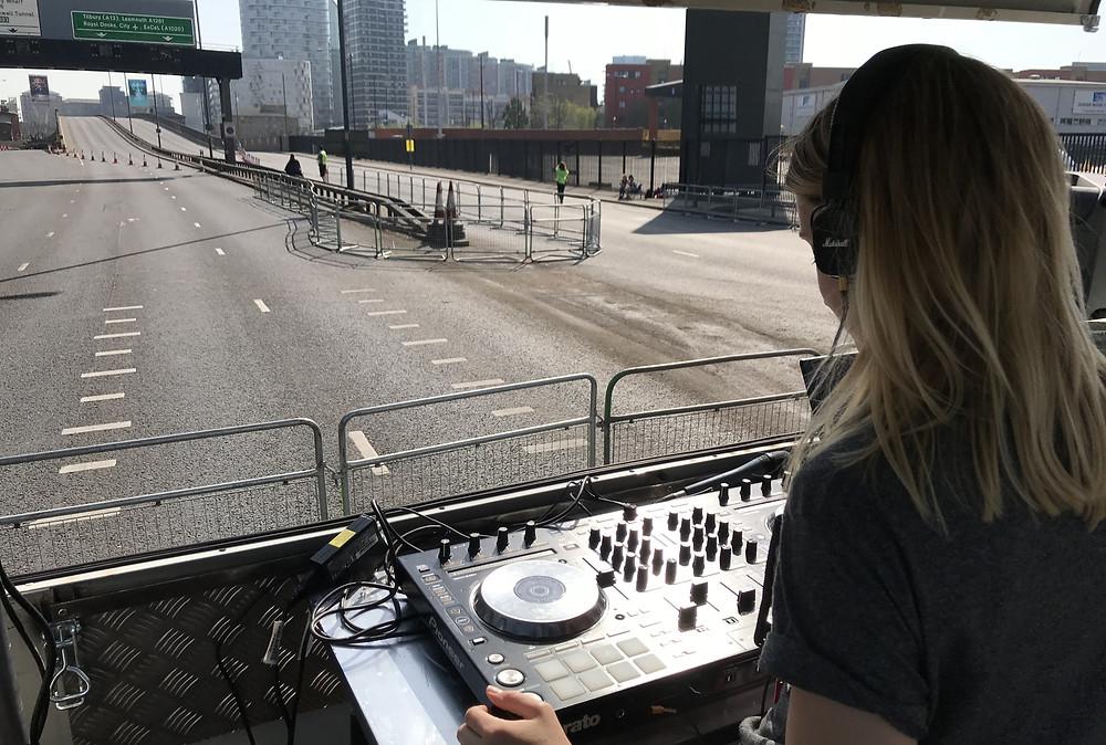 Tune Trucks DJ Truck