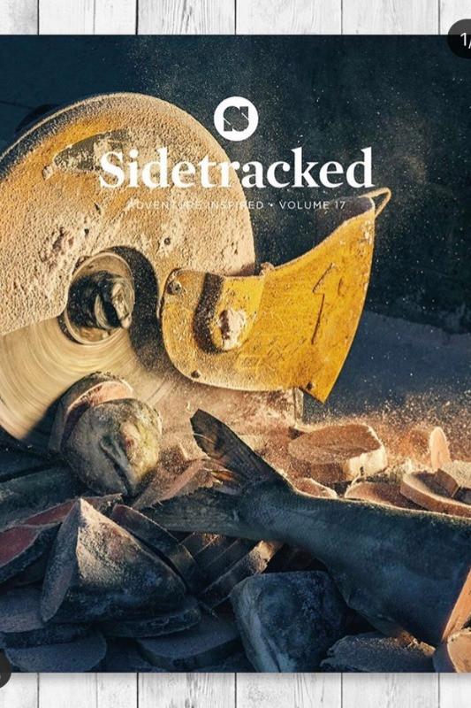 best adventure magazines - sidetracked