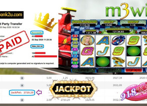 Green Light slot game tips to win RM4200 in 918kiss