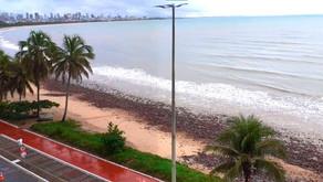 Afinal, o que está acontecendo na praia do Cabo Branco?