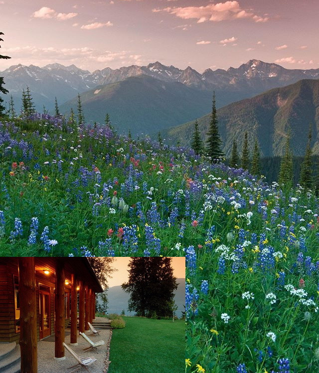 Plan a trip to beautiful British Columbia and spend quality time among natural landscapes in Canada