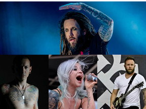 "2020 For KoЯn's Brian ""Head"" Welch : A Creative Explosion - Epic Collabs & Upcoming Album Release"