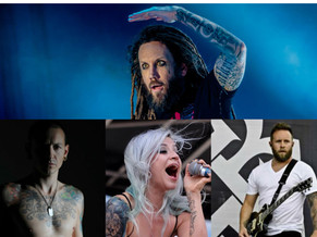 """2020 For KoЯn's Brian """"Head"""" Welch : A Creative Explosion - Epic Collabs & Upcoming Album Release"""