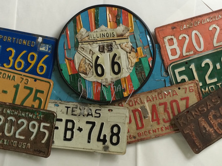 Route 66 inspires adventure, arts, crafts and decor