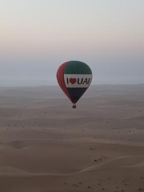 DESERTO DO DUBAI, EMIRADOS ÁRABES UNIDOS